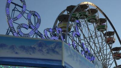Close call: 14-year-old girl saved by onlookers after falling from amusement park ride