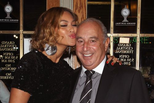 Beyoncé buys back Ivy Park from Topshop amid Philip Green sex scandal