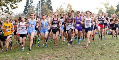 Garfield's William Laird wins Tri-District cross-country meet in race too close to call