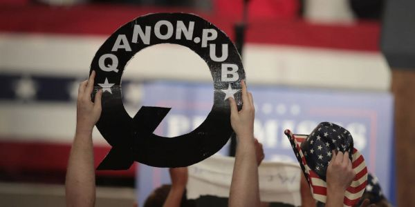 FBI reportedly warns US lawmakers that QAnon supporters may get more violent