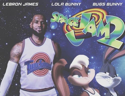 'Space Jam 2' finally has a release date