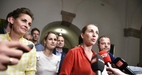 Nordic liberals take harder line on migrants to win votes
