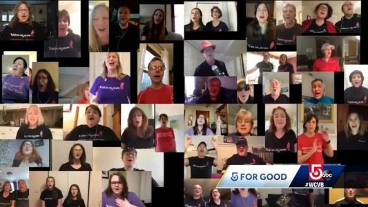 Voices of Hope supports cancer patients, each other through remote performances