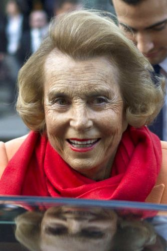 Liliane Bettencourt, world's wealthiest woman, dies at 94
