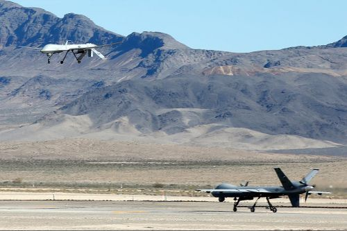 Iran shoots down U.S. drone, ratcheting up tensions