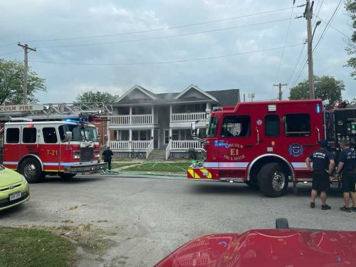 Lincoln Fire and Rescue responds to fire that caused $7,000 in damages