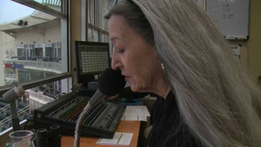 Meet the only female public address announcer in minor league