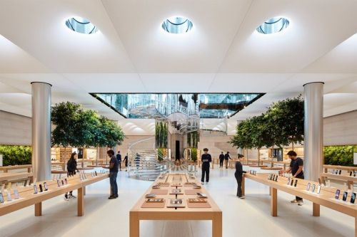 Some Apple employees are being asked their COVID-19 vaccination status