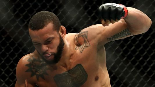 UFC Prague: Thiago Santos trying to not think about possible title shot