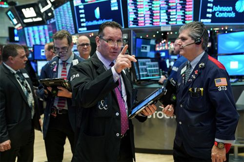 Wall Street ends on high note after early drop over Brexit turmoil
