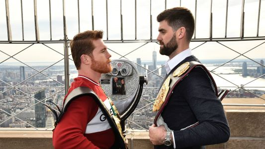 Canelo vs. Fielding: Fight date, how to watch & live stream