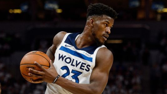 Jimmy Butler won't attend Timberwolves' media day, start of training camp amid trade request, report says