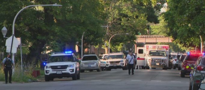 Several people shot on Chicago's South Side