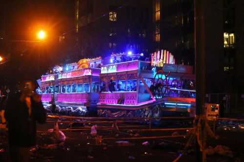 For second time this week, person hit, killed by Mardi Gras float in New Orleans