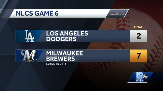 With Brewers 7-2 win, NLCS heads to Game 7