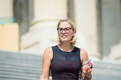 Kyrsten Sinema declared winner in close Arizona US Senate race