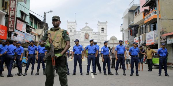 Sri Lankan police issued an intelligence alert warning that terrorists planned to hit 'prominent churches' 10 days before Easter bombings