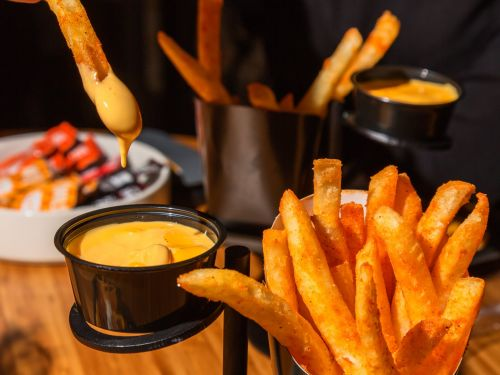 Taco Bell's nacho fries were the best new fast-food menu item to debut this year