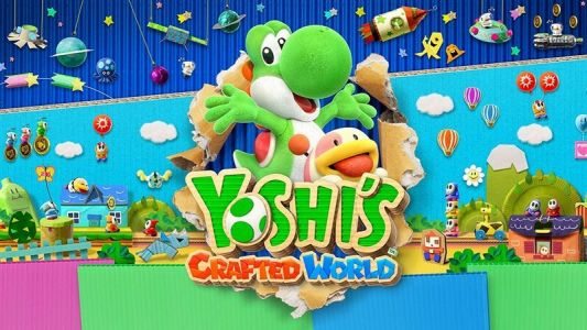 Download the free demo of Yoshi's Crafted World