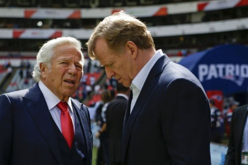 Kraft could face NFL discipline under personal conduct policy