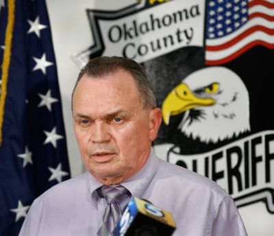 Oklahoma County Sheriff John Whetsel apologizes for any errors revealed by audit