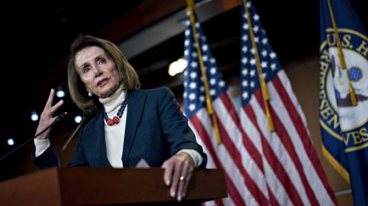Pelosi's Spokesman Charges Trump Leaked Plans To Fly Commercially To Afghanistan